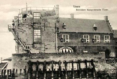 Campveerse Toren 1918