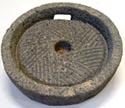 Ligger of onderste steen van handmolen
