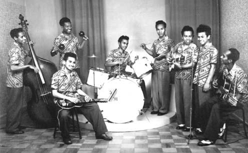 Moluks orkest Suara Maluku