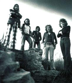 Melrose Abbey in 1975