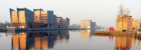 Kanaal door Walcheren, Middelburg