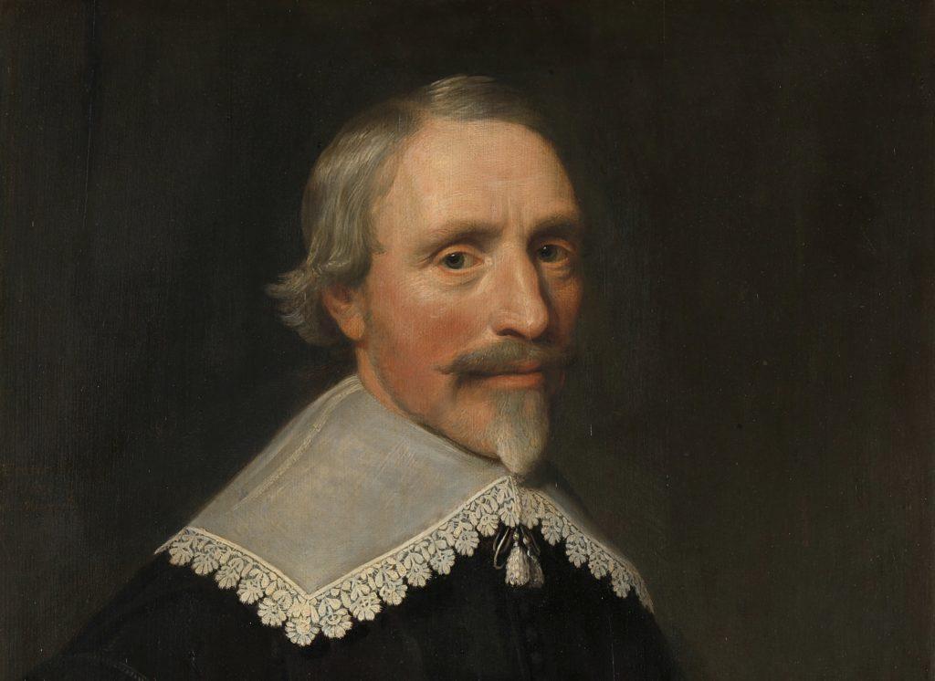 Portret van Jacob Cats door Michiel Jansz. van Mierevelt, 1639 (Rijksmuseum Amsterdam).
