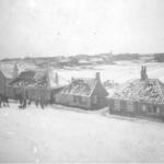 Zeemijn ontploft bij Scharendijke in 1918