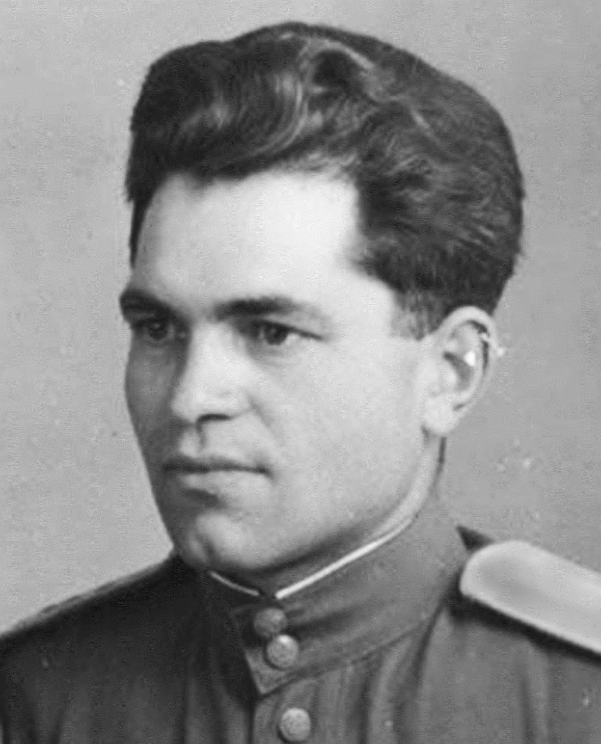 Portret van een onbekende Armeense soldaat. Een foto van Jork Mikinjan is niet beschikbaar. (Bron: Museumhaven Zeeland)
