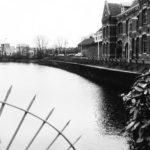 De oude gevangenis in Middelburg