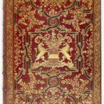 Luxe boekband uit de achttiende eeuw