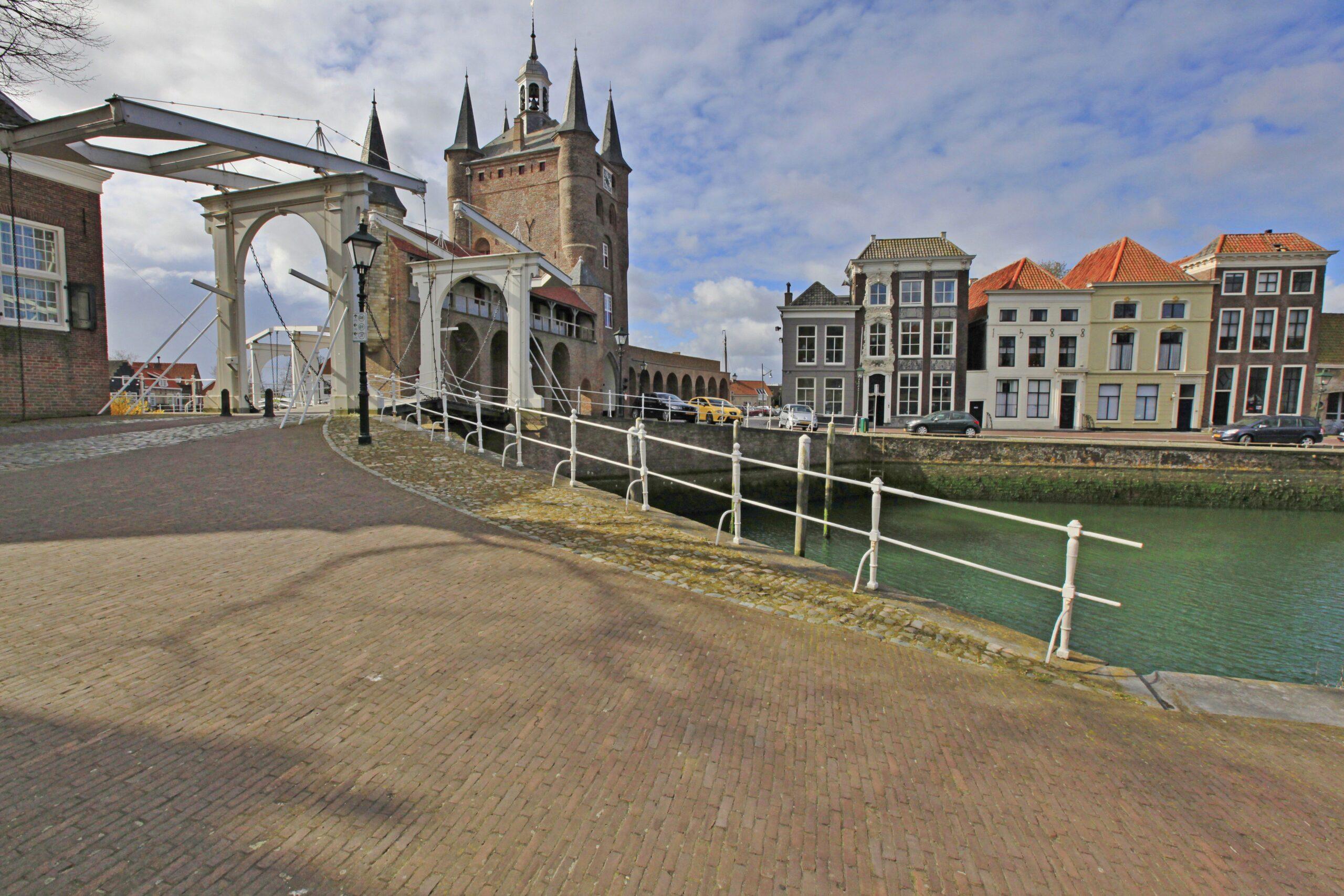 Zierikzee (foto Ben Biondina, www.beeldbank.zeeland.nl).
