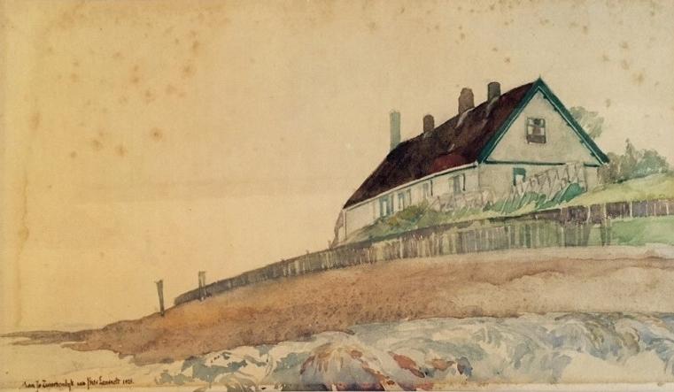 Het Dijkhuis, Frits Lensvelt (fotorechten Ard Hesselink).