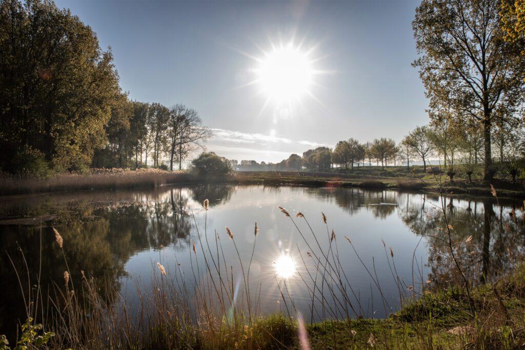 Moerspuische Watergang (foto Marcelle Davidse).