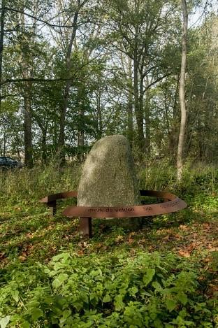 Steenpad van Sint Jansteen (foto Rudy Visser).