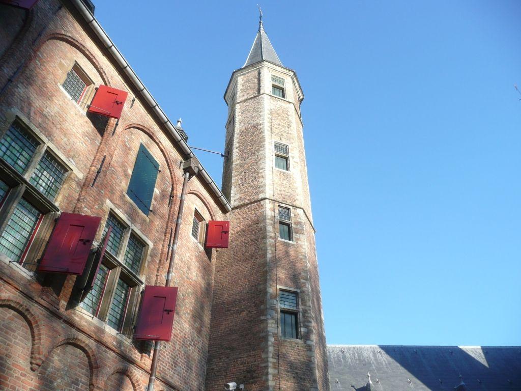 De Abdij in Middelburg. (Beeldbank SCEZ)