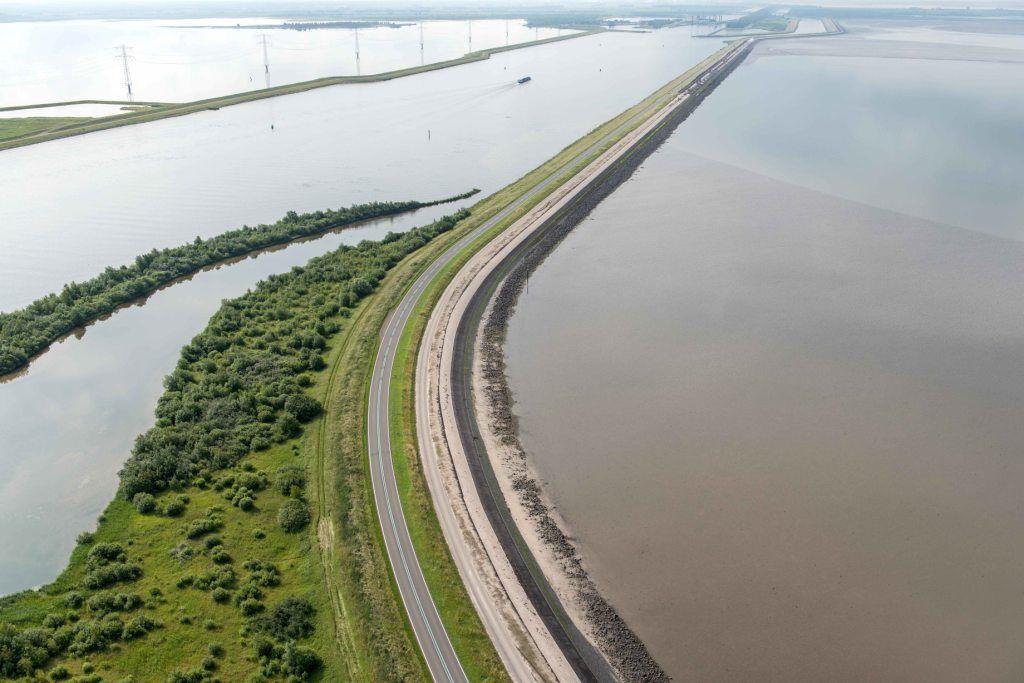 Oesterdam, 2012. (Beeldbank Rijkswaterstaat, foto Joop van Houdt)