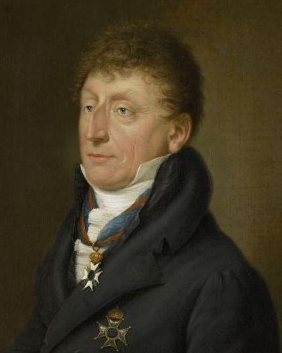 Portret van jhr. mr. Jacob Hendrik Schorer door Pieter Bourjé, 1818. Olieverf op doek. (Collectie Zeeuws Museum, foto Ivo Wennekes).