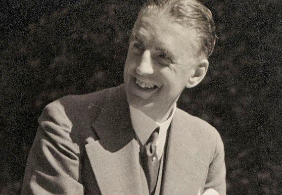 Mr. dr. Jan Walré de Bordes, burgemeester van Middelburg tussen 1939 en 1942. (Zeeuws Archief, HTAM)