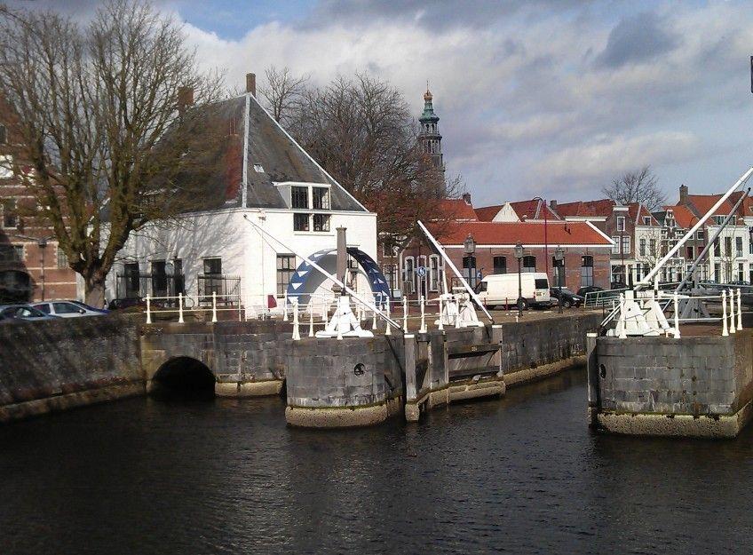 Getijdenmolen Middelburg. (Beeldbank SCEZ)