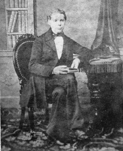 Johan Hendrik van Dale op volwassen leeftijd. (Zeeuwse Bibliotheek, Beeldbank Zeeland, reproductie)
