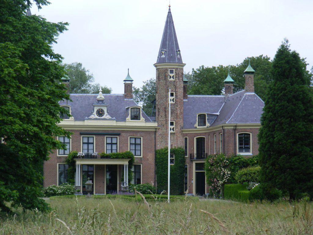 Entree van Ter Hooge. (Beeldbank SCEZ)