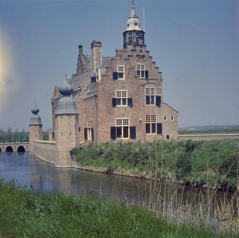 Moermond in 1962 na de restauratie. (Beeldbank Rijksdienst voor het Cultureel Erfgoed)