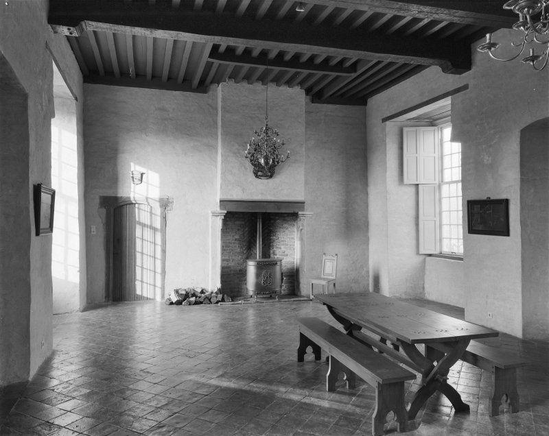 De ridderzaal in 1978. (Beeldbank Rijksdienst voor het Cultureel Erfgoed, foto G.J. Dukker)