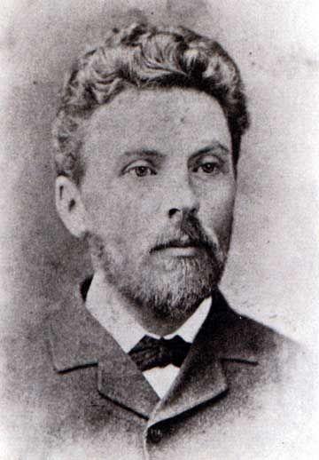 Foto van Johannis de Rijke, jaar en maker onbekend. (Afbeelding kasen.net)