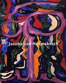 Omslag van het boek van A.H. Huussen jr. over Jacoba van Heemskerck uit 2005. (Zeeuwse Bibliotheek)