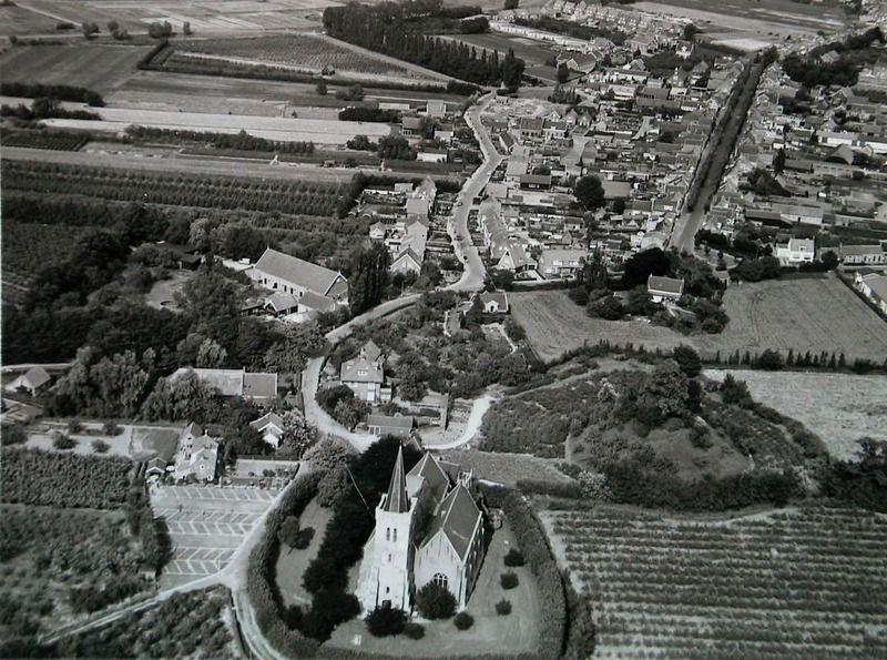 Vliedberg in Wemeldinge, 1971. (Zeeuwse Bibliotheek, Beeldbank Zeeland, foto Slagboom en Peeters)
