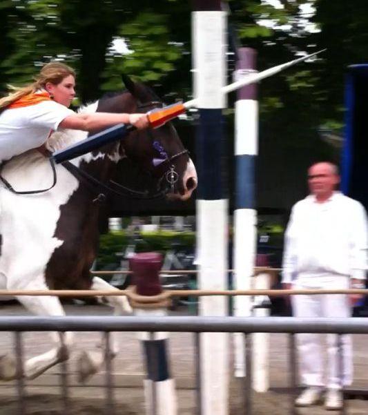 Zeeuws kampioenschap op het Molenwater in Middelburg, 2013. (Beeldbank SCEZ)