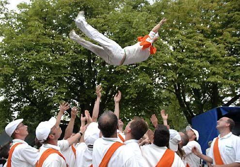 Jonassen van een winnaar, 2006. (Beeldbank SCEZ, foto R. de Nennie)