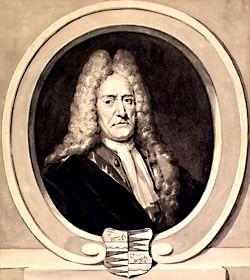 Jacob Verheye (1640-1718), gecommitteerde van de Staten van Zeeland, de Admiraliteit en raadpensionaris van Zeeland. Tekening van A. Schouman. (Zeeuws Archief, coll. Zeeuws Genootschap, Zelandia Illustrata)