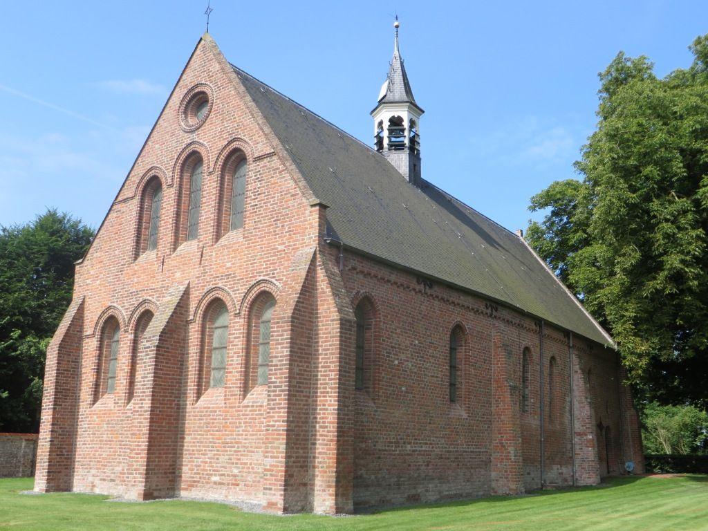 Hof te Zandekerk. (Beeldbank SCEZ)