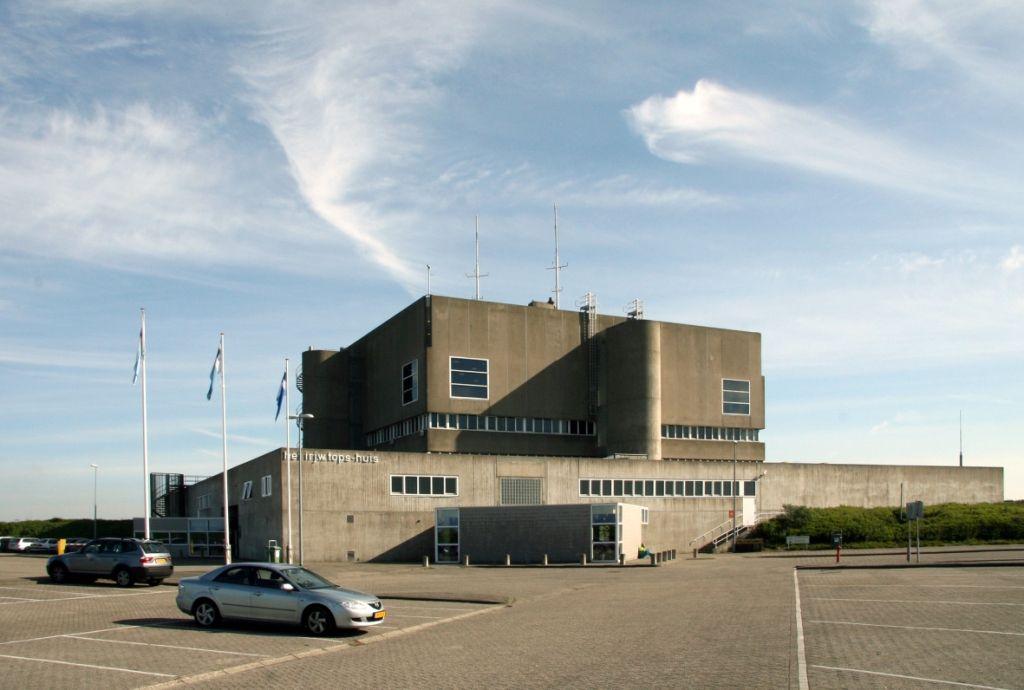 Ir. J.W. Topshuis. (Beeldbank Rijkswaterstaat, foto Jan van den Broeke)