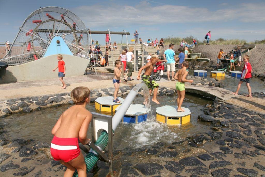 Themapark Deltapark op Neeltje Jans. (Beeldbank Rijkswaterstaat)