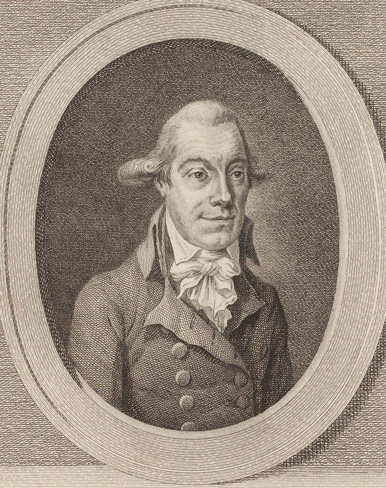 Nicolaas Lambrechtsen. (Zeeuws Archief, coll. Zeeuws Genootschap, Zelandia Illustrata)