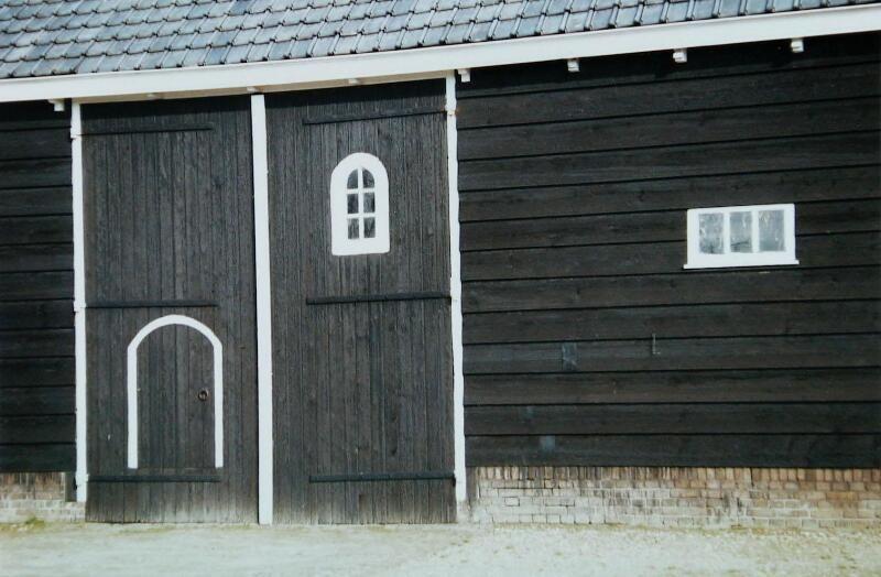 Steenvate in Heinkenszand. (Zeeuwse Bibliotheek, Beeldbank Zeeland, foto W. Helm)