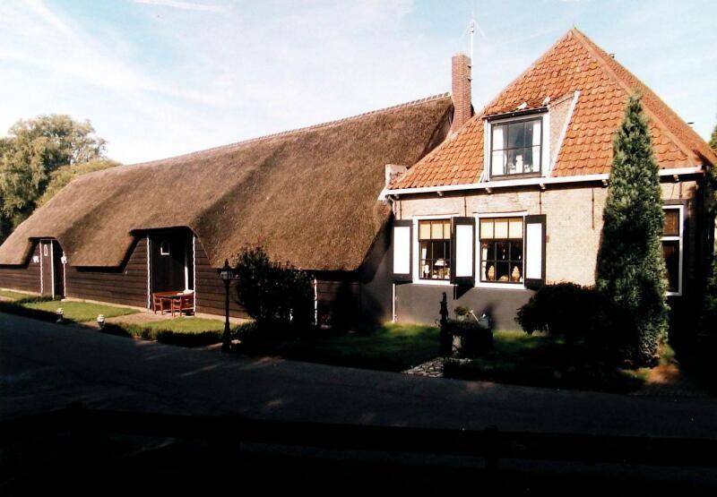 Molenhof in Heinkenszand. (Zeeuwse Bibliotheek, Beeldbank Zeeland, foto A.F. Dingemanse)