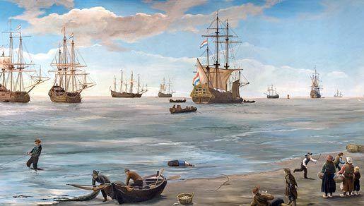 De rede van Texel.