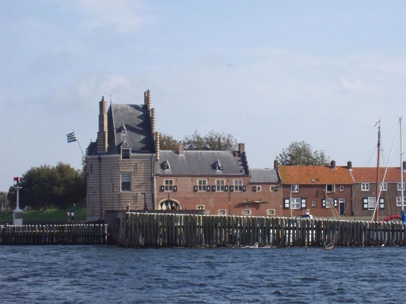 Campveerse Toren (ZB, Beeldbank Zeeland, foto M. Meijer-van der Linde).