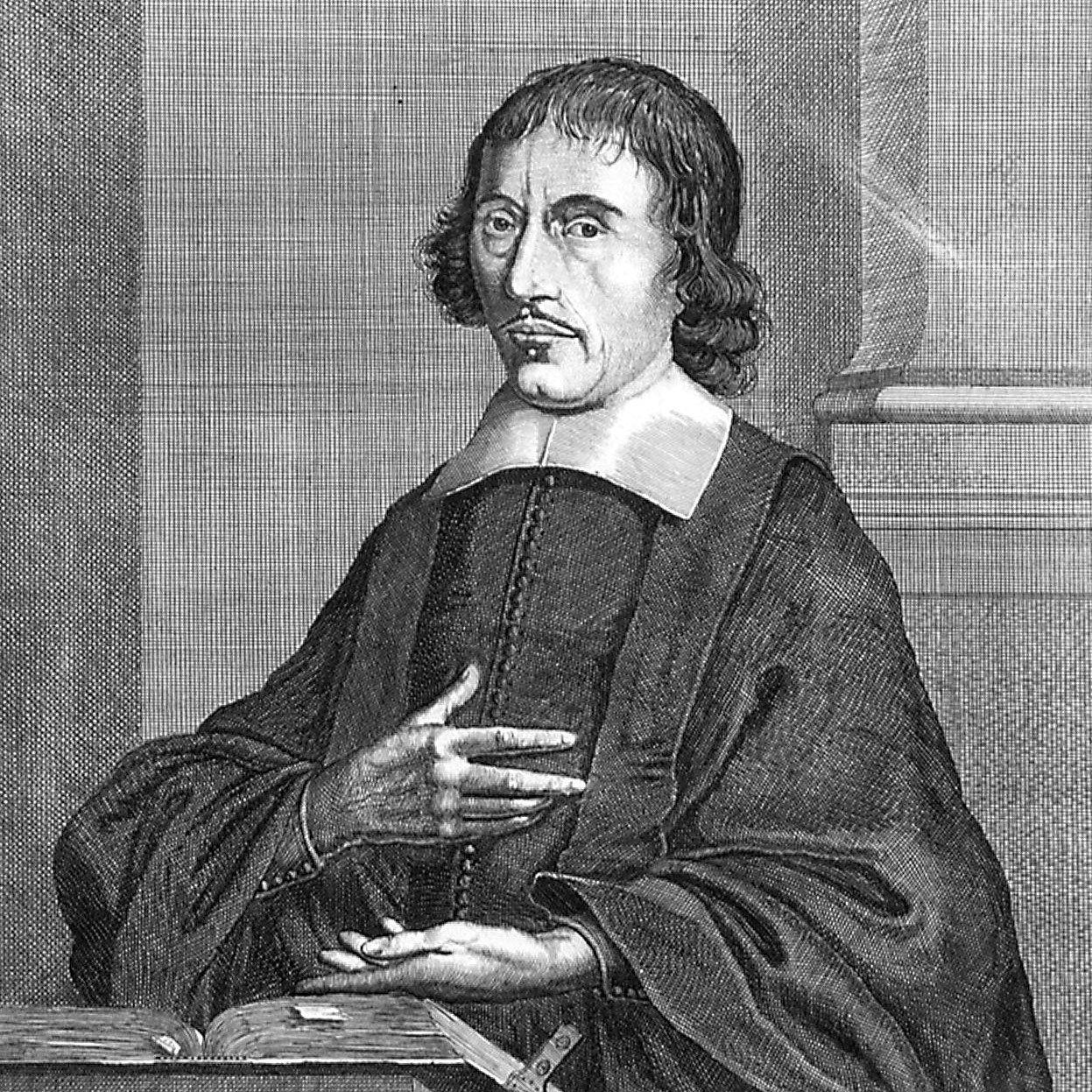 Portret van Jacobus Koelman (1632-1695), predikant te te Sluis. Kopergravure door J. Luyken, 1679. (Zeeuws Archief, coll. Zeeuws Genootschap, Zelandia Illustrata)