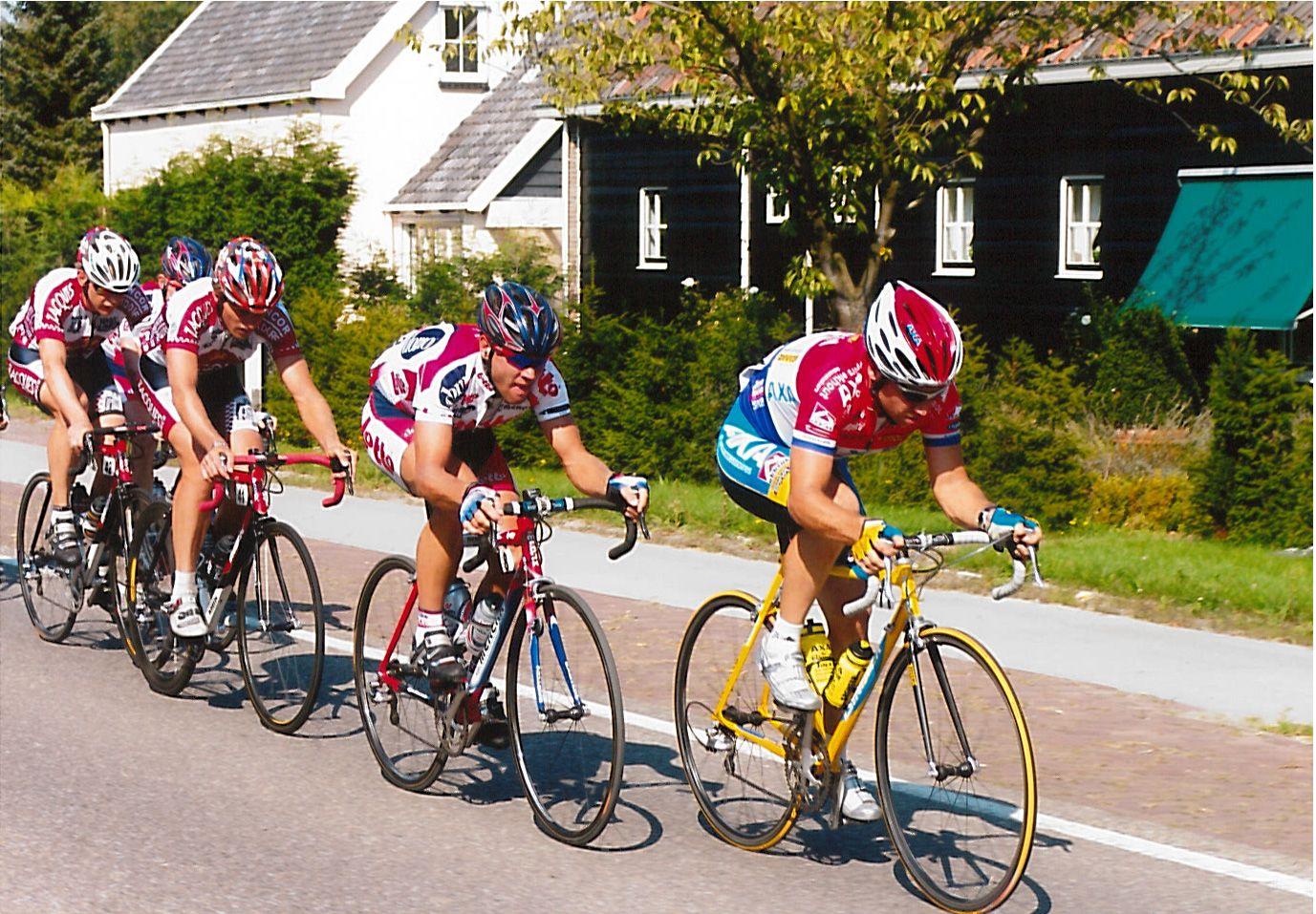 Ook in 2010 deed de Tour Zeeland aan. (Foto archief DELTA Profronde)