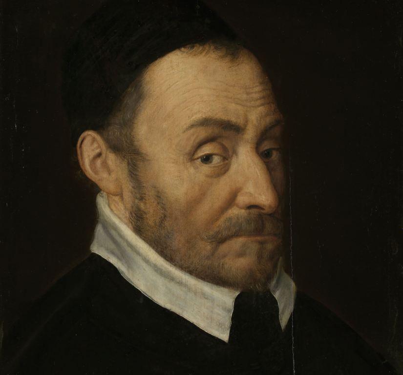 Portret van Willem van Oranje, 1582-1592. (Rijksmuseum)