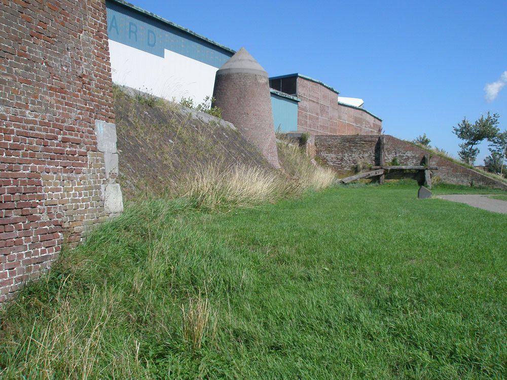 Huidige situatie van de Oostbeer aan de Commandoweg in Vlissingen. (Beeldbank SCEZ)