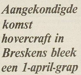 PZC, 2 april 1980. (Zeeuwse Bibliotheek, Krantenbank Zeeland)