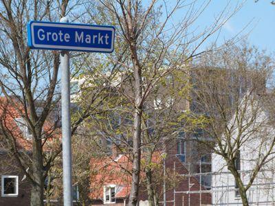 De Grote Markt nu. (Collectie auteur)