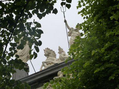 Het beeldenhuis in 2013. (Collectie auteur)