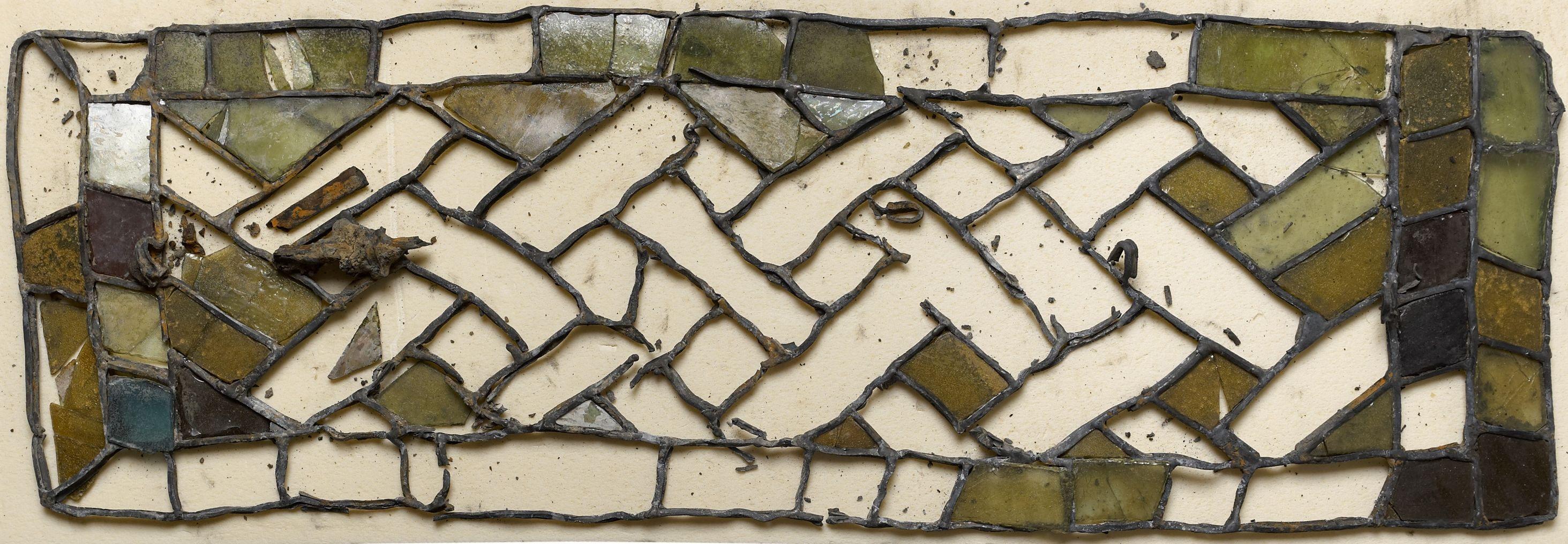 Glas In Lood Zierikzee.De Archeologische Resultaten Van Nobelgate Zeeuwse Ankers