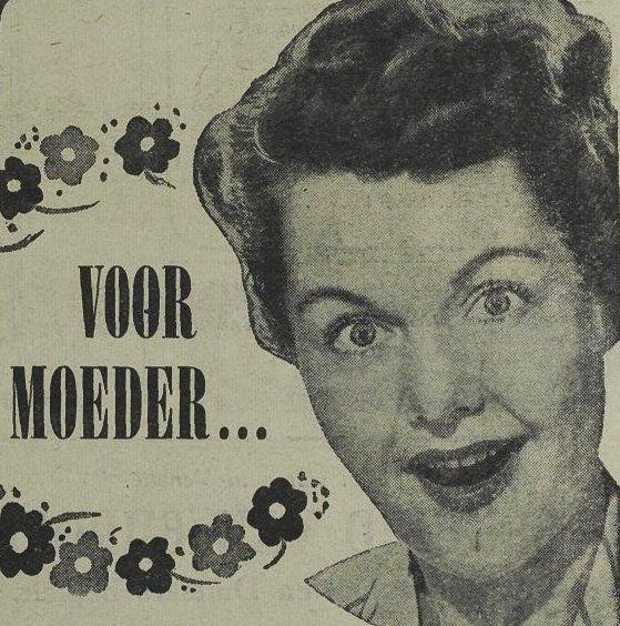 Zeeuwsch Dagblad, 7 mei 1953. (Zeeuwse Bibliotheek, Krantenbank Zeeland)