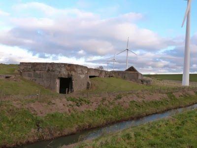 Fort De Ruyter anno 2013. Moet het straks wijken voor de bouw van de nieuwe marinierskazerne? (Collectie auteur)