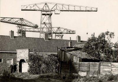 Het Zeemanserve in 1959. (Beeldcollectie Gemeentearchief Vlissingen)
