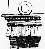 De rand van een schoorsteenmantel is in het Zeeuws een fooie (Woordenboek der Zeeuwse Dialecten)