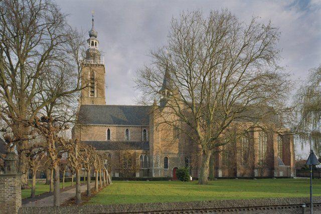 Sint-Baafskerk. (Beeldbank Rijksdienst voor het Cultureel Erfgoed, foto C.S. Booms)